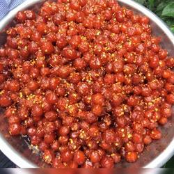 Chùm ruột rim mật ong c muối ớt