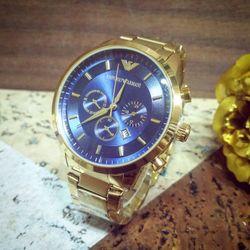 Đồng hồ Nam kim loại