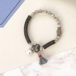 Vòng tay nữ đá pha lê thiết kế Hàn AT2285