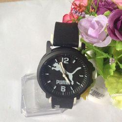 Đồng hồ dây nhua thời trang nam nữ