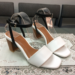 Giày sandal cao gót 5cm quai rời giá sỉ