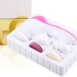 Máy massage rửa mặt 5 trong 1 giá sỉ