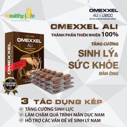 sinh lý nam omexxel ali