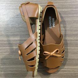 Giày búp bê nữ đế bệt giá sỉ
