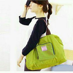 Túi đeo vai du lịch gấp gọn được chất vải chống thấm gọn nhẹ giá sỉ