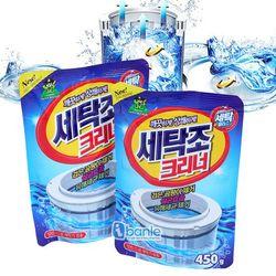 Bột tẩy lồng máy giặt Sandokkaebi Hàn Quốc giá sỉ