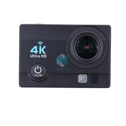 Camera hành động Waterproof ACTION CAMERA WIFI MultiPurpose 4K ULTRA HD Đen