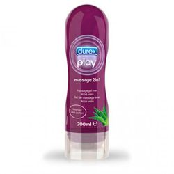 Gel bôi trơn DUREX PLAY MASSAGE 2 in 1 200 ml