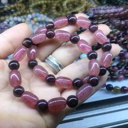 Vòng dâu tây đỏ lu trống - 200 giá sỉ