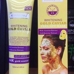 Mặt nạ vàng Whitening gold caviar
