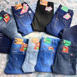 Quần jean dài nam giá rẻ