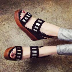 giày sansal đế xuồng nữ