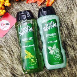 Sữa Tắm Dành Cho Nam Irish Spring Body Wash