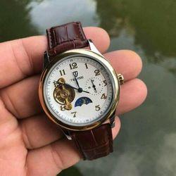 Đồng hồ cơ dây da - sỉ giá sỉ