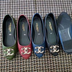 Giày búp bê nữ Ý Phương sỉ 45k