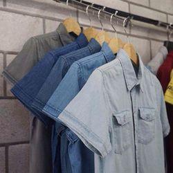 áo somi túi hộp tay ngắn giá sỉ, giá bán buôn