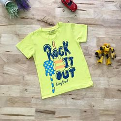 Áo Thun Bé Trai Rock It Out giá sỉ, giá bán buôn