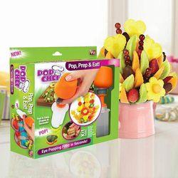 Bộ dụng cụ cắt tỉa trái cây rau củ Pop Chef siêu nhanh giá sỉ