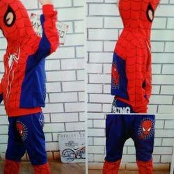 bộ quần áo khoác nhện thu đông giá sỉ, giá bán buôn