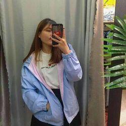 áo khoác dù 2 mặc giá sỉ