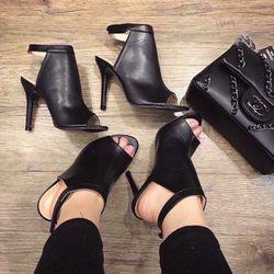 giày bốt nữ cao gót hot hit