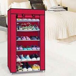 tủ vải đựng giày dép