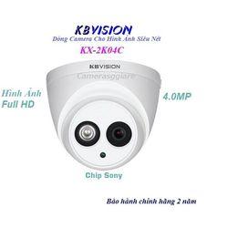 Camera quan sát 40MP KBVISION KX 2K04C