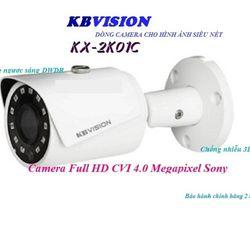 Camera quan sát 4MP KBVISION KX 2K01C