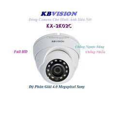 Camera quan sát 4MP KBVISION KX 2K02C