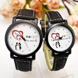 Đồng hồ cặp teen