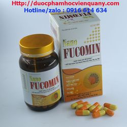 Nano fucomin giải pháp hỗ trợ phòng bệnh ung thư và giảm tác dụng phụ khi hóa xạ trị