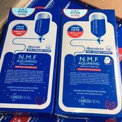 Nạ mặt NMF hộp 10 miếng - giá sỉ