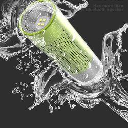 Loa bluetooth 3in1 kiêm đèn pin kiêm sạc dự phòng chống nước giá sỉ