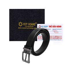 Thắt lưng nữ Huy Hoàng cỡ lớn màu đen HR5105 giá sỉ