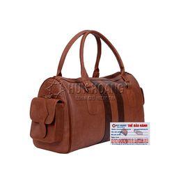 Túi xách Huy Hoàng 2 hộp túi màu bò đậm HR6114 giá sỉ