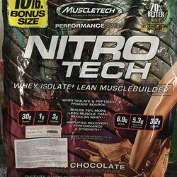 whey Nitrotech 10lbs giá sỉ