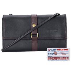 Túi xách Huy Hoàng thời trang màu đen HR6131 giá sỉ