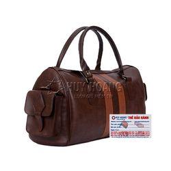 Túi xách Huy Hoàng 2 hộp túi màu nâu HR6116 giá sỉ