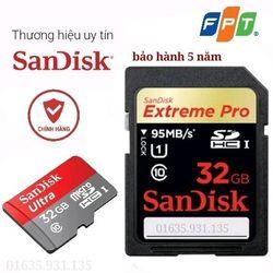 bán sỉ thẻ nhớ 32GB giá tốt nhất việt nam