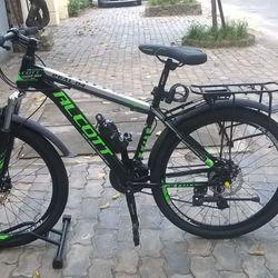 xe đạp địa hình Alcott 26AL - 04 màu xanh giá sỉ, giá bán buôn