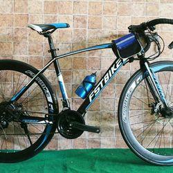 Xe đạp đua FST GT002 MÀU XANH DƯƠNG