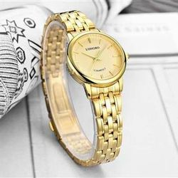 Đồng hồ kim loại longbo - sỉ giá sỉ