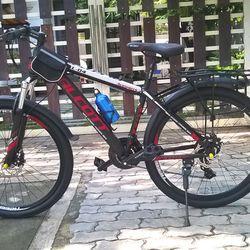 xe đạp địa hình Alcott 26AL - 04 màu đỏ giá sỉ