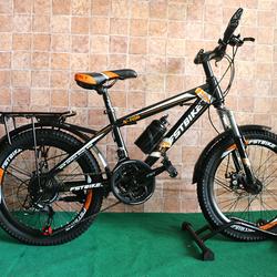 xe đạp địa hình FST N106 màu cam dành cho trẻ em giá sỉ