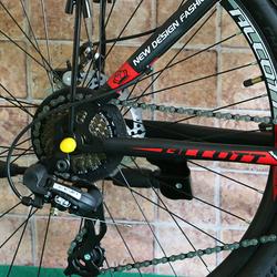 xe đạp địa hình Alcott 26AL - 04 màu đỏ giá sỉ, giá bán buôn