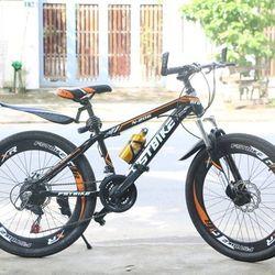 xe đạp địa hình FST N206 màu cam giá sỉ