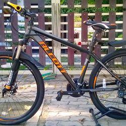 xe đạp địa hình Alcott 6100 - XC màu cam giá sỉ, giá bán buôn