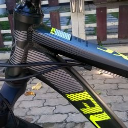 xe đạp địa hình Alcott 6100 - XC màu xanh chuối giá sỉ, giá bán buôn