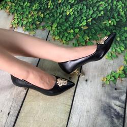 Giày cao gót 5cm khoá ver giá sỉ