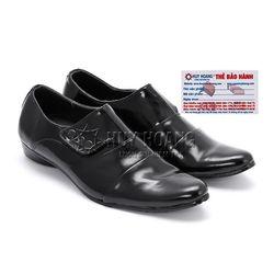 Giày tây nam Huy Hoàng màu đen HR7101